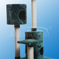Armarkat Cat Tree Model A4301 - Dark Green