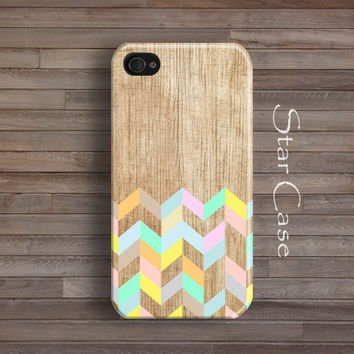 IPhone 5 Case 5s Wood Print 4
