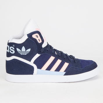 adidas originals extaball damen high sneaker