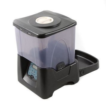 Automatic Pet Dog Cat Feeder