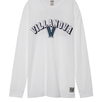 Villanova University Long Sleeve Campus Tee - PINK - Victoria's Secret