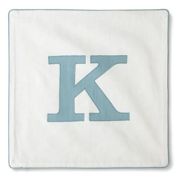 Threshold™ Monogram Pillow Covers