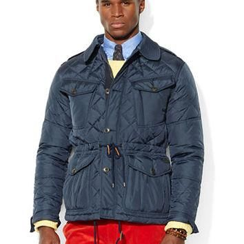 Polo Ralph Lauren Fillmore Quilted Combat Jacket