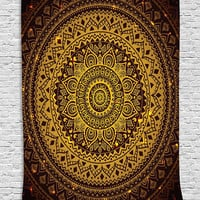 Wonderful Beach Print Mat [10678181455]