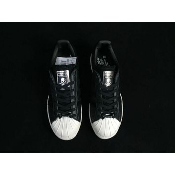 adidas x mastermind japan superstar 80s men women sneaker