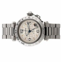 Cartier Pasha automatic-self-wind mens Watch W31029M7 (Certified Pre-owned)