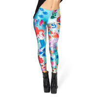 LITTLE MERMAID UNDER THE SEA Leggings