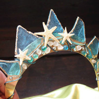 Professional High Quality Mermaid Crown