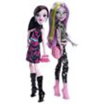 Monster High Welcome to Monster High Dolls 2-Pack