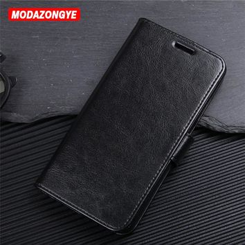 DOOGEE BL7000 Case 5.5 inch Luxury Wallet PU Leather Phone Case For DOOGEE BL7000 BL 7000 Flip Cover Protective Back Bag