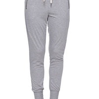 LA Hearts Zip Front Jogger Pants at PacSun.com