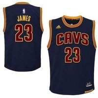 LeBron James - Cleveland Cavaliers - NBA Youth Jersey