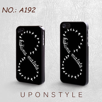 Phone Cases, iPhone 5 Case, iPhone 5s Case, iPhone 4 Case, iPhone 4s case, Infinite, iPhone Case, Case for iphone, Case No-192