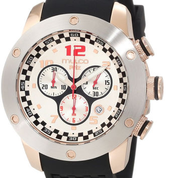 MULCO Unisex Prix Stainless Steel Analog Casual Watch