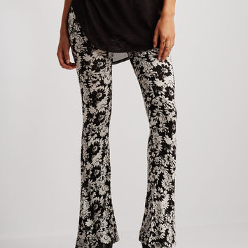 Daisy Flare Leggings