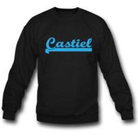 castiel SWEATSHIRT CREWNECKS