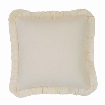 Abigail Ruffle Pillow