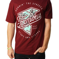 Famous Stars And Straps Men's Styles Graphic T-Shirt