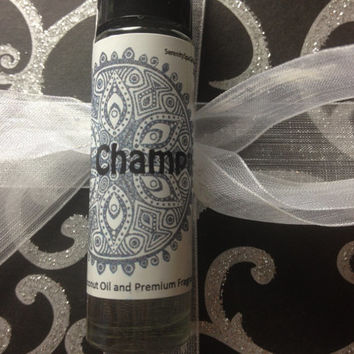 Nag Champa Perfume Oil Roll On