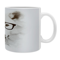 Allyson Johnson Smart Wolf Coffee Mug