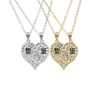Stylish Shiny Jewelry New Arrival Gift Fashion Accessory Patchwork Diamonds Necklace [10207392135]