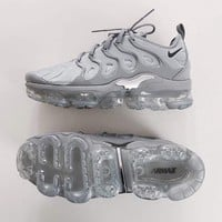NIKE AIR VAPORMAX PLUS Tide brand men and women air cushion sports shoes