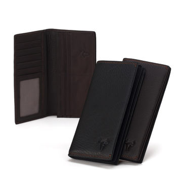 Men Leather Unisex Ladies Wallet [9026231747]