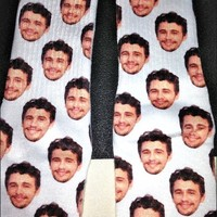 SWEET LORD O'MIGHTY! JAMES FRANCO SOCKS