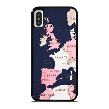 KATE SPADE GOING PLACES iPhone X / XS case