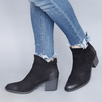 Foothills High Low Bootie