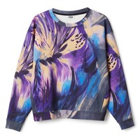 Weekday | New Arrivals | Win cotton printed sweater