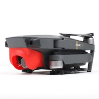 Hood Sun Shade Camera Lens Hood Protective Cover For DJI Mavic Pro red color