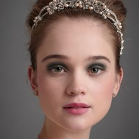 Atlantis Tiara in SHOP Attire Hair Adornments at BHLDN