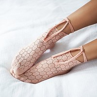 Free People Serenade Wrap Sock