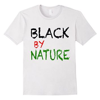 Black By Nature T-Shirt