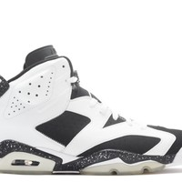 "AIR JORDAN 6 RETRO ""OREO""BASKETBALL SNEAKER"