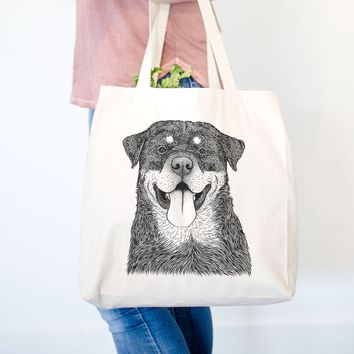 Romeo the Rottweiler - Tote Bag