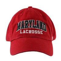 47 BRAND MARYLAND TERPS LACROSSE HAT