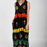 Fiesta Hippie Festival Dress