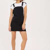 MOTO Bib Pocket Pinafore Dress | Topshop