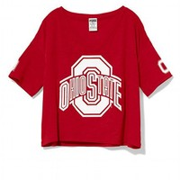 Ohio State Drapey Athletic Tee