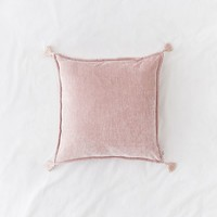 Stevie Chenille Throw Pillow | Urban Outfitters