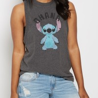 Ohana Stitch Muscle Tank Top | Graphic Tanks | rue21