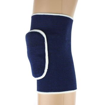 Sports Safety Protector Tendon Gym Knee Protector  Knee Brace for Training Outdoor Sport Dancing Flexible Knee pad#13-19
