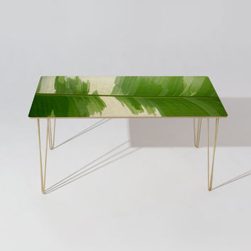 Rosie Brown Garden Stripes Desk