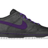 Nike Dunk Low iD Custom Women's Shoes - Purple
