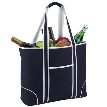 Extra Large Insulated Cooler Tote | Navy