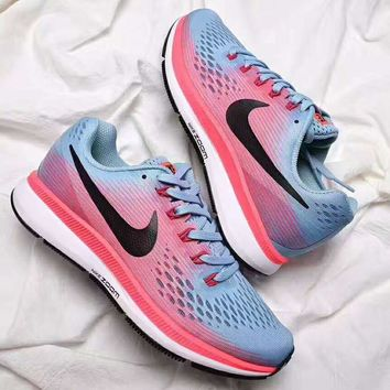 NIKE ZOOM PEGASUS Trending Retro Fashion Casual Sports Shoes G-PSXY