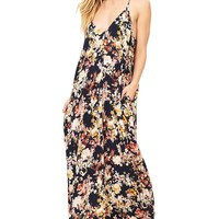 Floral Phase Maxi Dress