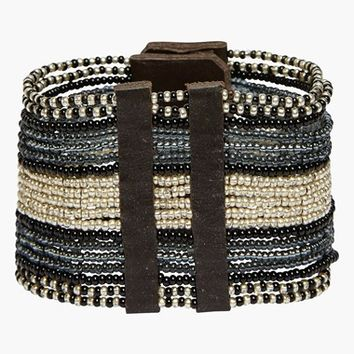 Junior Women's Me to We Artisans Luxe Pajoma Unity Bracelet